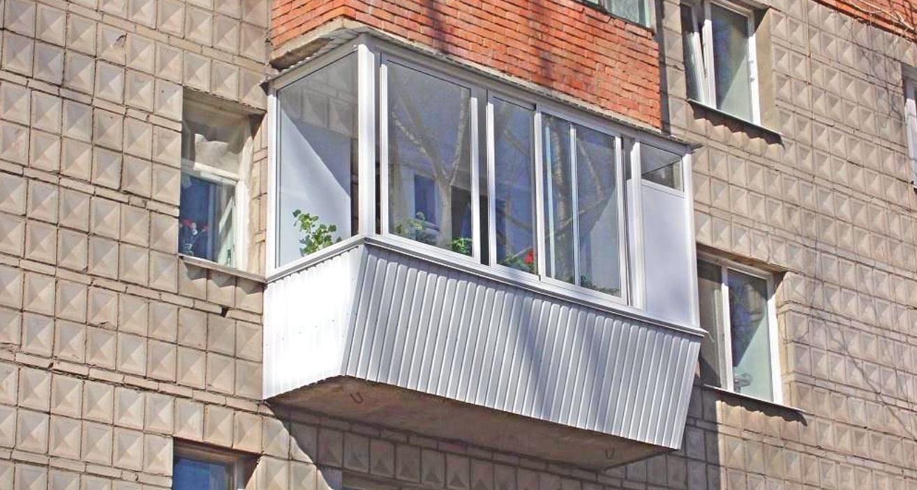Балкон под ключ, цена в самаре, с отделкой и обшивкой в 2017.